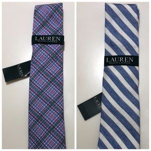 SALE 🌟 Bundle Deal: Ralph Lauren ties